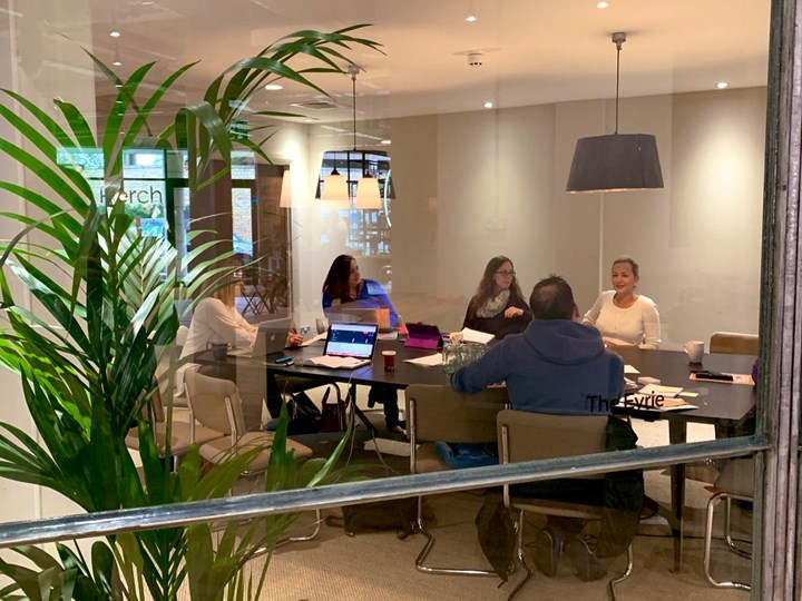 Professional meeting rooms at 25% less for June 2019