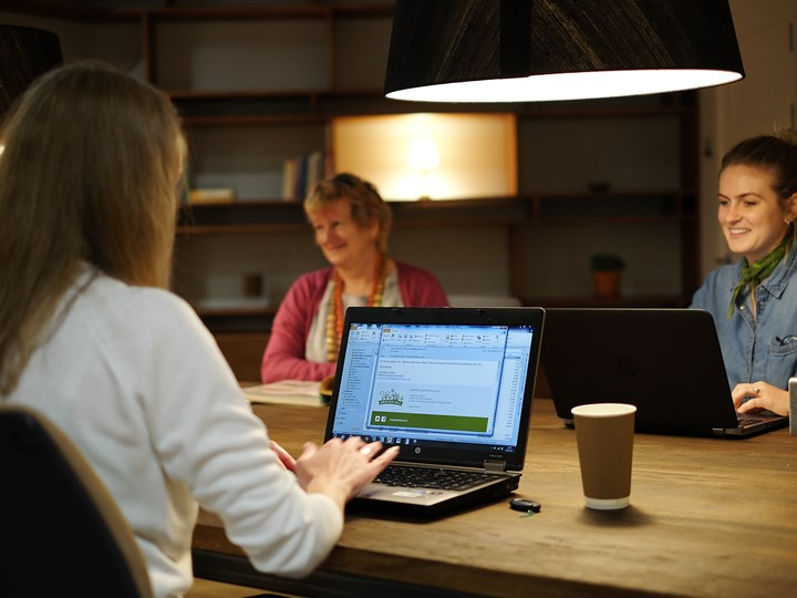 How choosing a coworking office helps your business grow